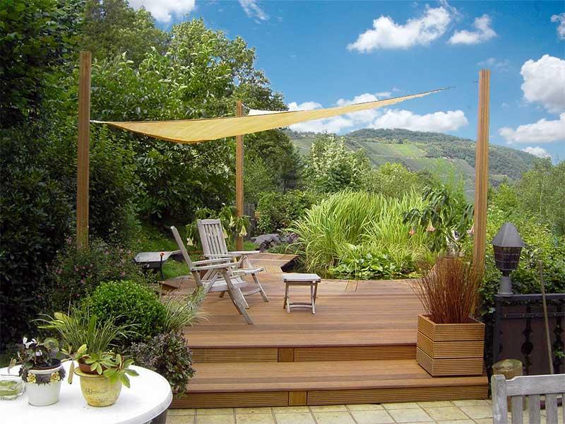 terrassenb den ein flair von urlaub im eigenen garten. Black Bedroom Furniture Sets. Home Design Ideas